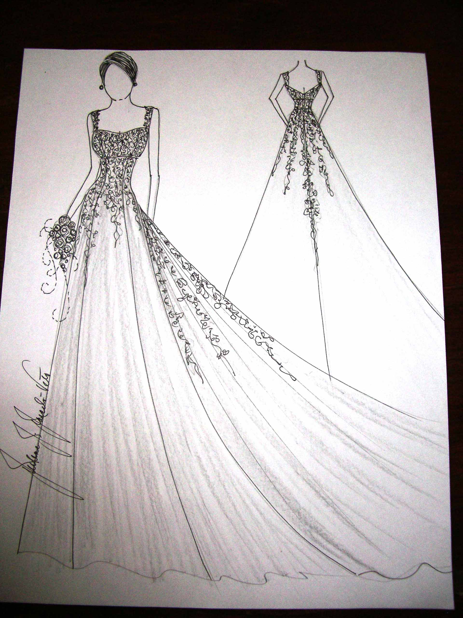 Gown and Tux designs